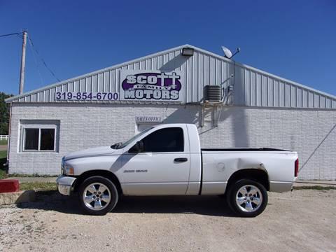 2004 Dodge Ram Pickup 1500 for sale in Springville, IA