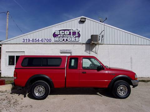 1999 Ford Ranger for sale in Springville, IA