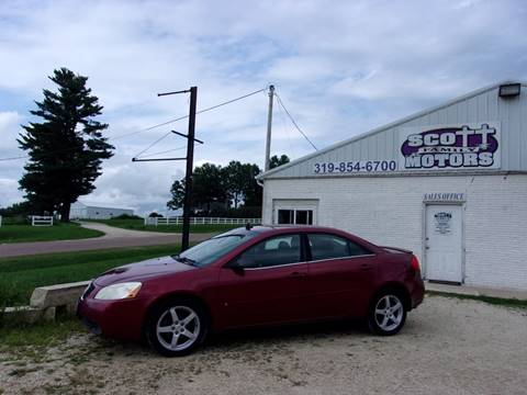 2009 Pontiac G6 for sale in Springville, IA
