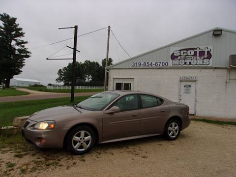 2007 Pontiac Grand Prix for sale in Springville, IA