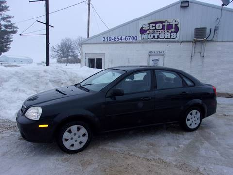 2008 Suzuki Forenza for sale in Springville, IA