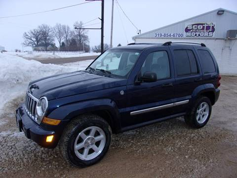 2006 Jeep Liberty for sale in Springville, IA