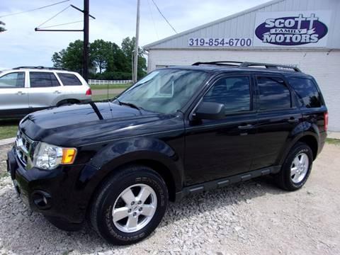 2010 Ford Escape for sale in Springville, IA