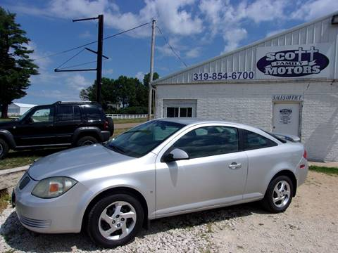 2008 Pontiac G5 for sale in Springville, IA