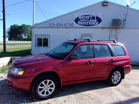 2005 Subaru Forester for sale in Springville, IA