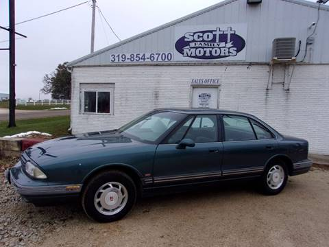1995 Oldsmobile Eighty-Eight Royale for sale in Springville, IA
