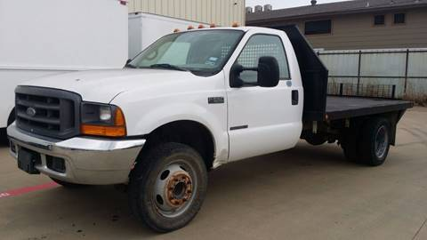 1999 Ford F-550 for sale in Irving, TX