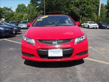 2013 Honda Civic for sale in Cambridge, MA