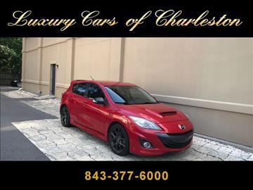 2013 Mazda MAZDASPEED3 for sale in Charleston, SC