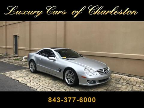 2008 Mercedes-Benz SL-Class for sale in Charleston, SC