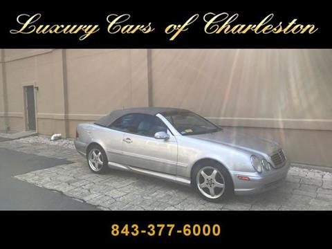 2003 Mercedes-Benz CLK for sale in Charleston, SC