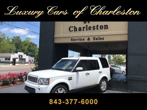 2011 Land Rover LR4 for sale in Charleston, SC