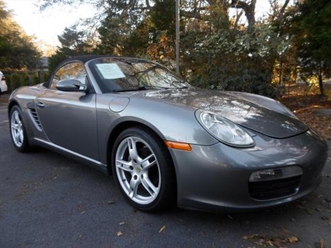 2007 Porsche Boxster for sale in Charleston, SC