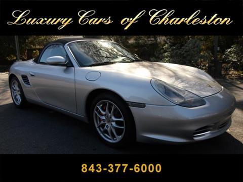 2004 Porsche Boxster for sale in Charleston, SC