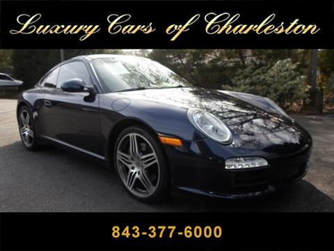 2009 Porsche 911 for sale in Charleston, SC