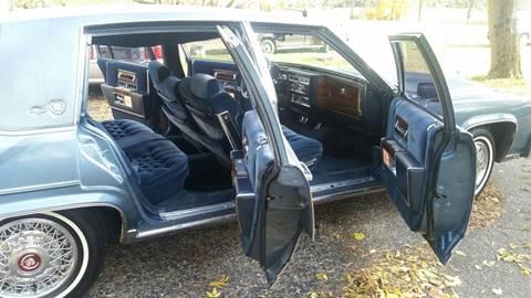 1985 Cadillac Brougham for sale in Attica, MI