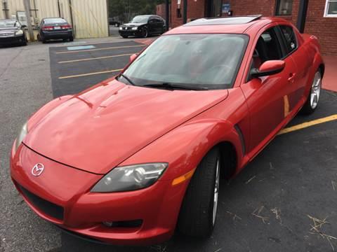 2008 Mazda RX-8 for sale in Alpharetta, GA