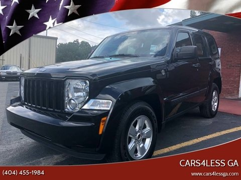 2012 Jeep Liberty for sale in Alpharetta, GA