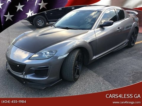 Mazda Used Cars financing For Sale Alpharetta Cars4Less GA