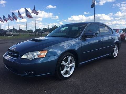 2006 Subaru Legacy for sale in Hempstead, TX