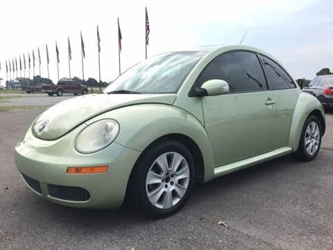2009 Volkswagen New Beetle for sale in Hempstead, TX