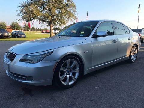2008 BMW 5 Series for sale in Hempstead, TX