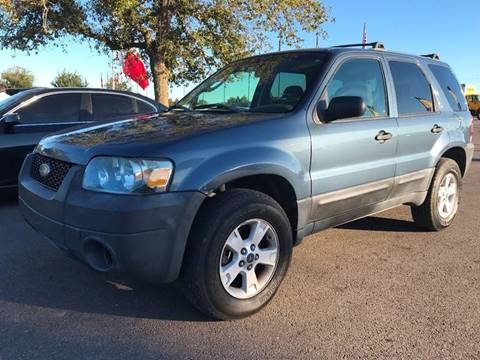 2006 Ford Escape for sale in Hempstead, TX