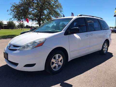 2007 Toyota Sienna for sale in Hempstead, TX