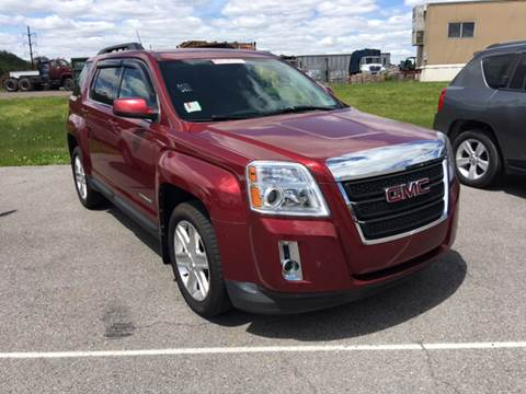2011 GMC Terrain for sale at Blaise Alexander's Auto Outlet in Williamsport PA