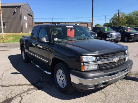 2005 Chevrolet Silverado 1500 for sale at Blaise Alexander's Auto Outlet in Williamsport PA