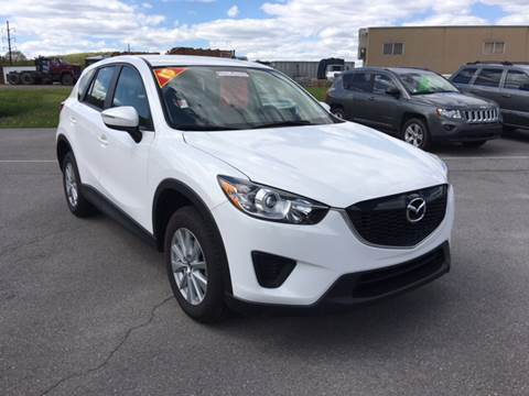 2015 Mazda CX-5 for sale at Blaise Alexander's Auto Outlet in Williamsport PA