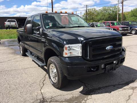 2005 Ford F-250 Super Duty for sale at Blaise Alexander's Auto Outlet in Williamsport PA