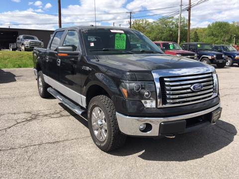 2010 Ford F-150 for sale at Blaise Alexander's Auto Outlet in Williamsport PA