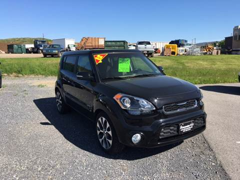 2012 Kia Soul for sale at Blaise Alexander's Auto Outlet in Williamsport PA