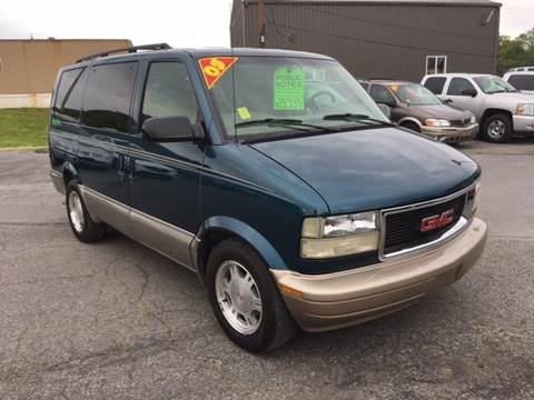 2003 GMC Safari for sale at Blaise Alexander's Auto Outlet in Williamsport PA