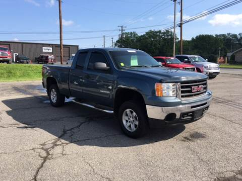 2009 GMC Sierra 1500 for sale at Blaise Alexander's Auto Outlet in Williamsport PA