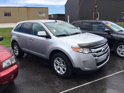 2011 Ford Edge for sale at Blaise Alexander's Auto Outlet in Williamsport PA