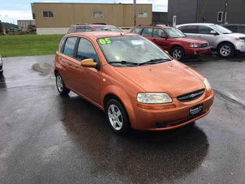 2005 Chevrolet Aveo for sale at Blaise Alexander's Auto Outlet in Williamsport PA