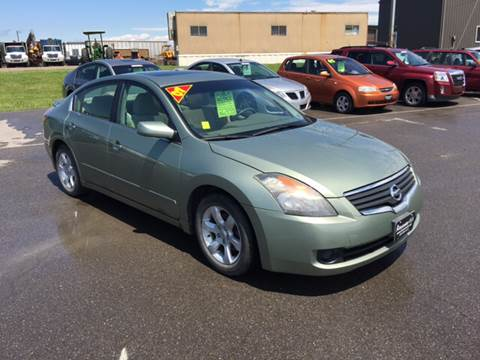 2007 Nissan Altima for sale at Blaise Alexander's Auto Outlet in Williamsport PA