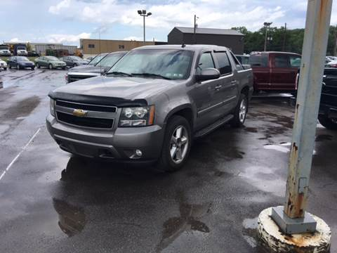 2007 Chevrolet Avalanche for sale at Blaise Alexander's Auto Outlet in Williamsport PA