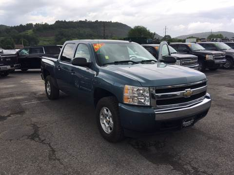 2008 Chevrolet Silverado 1500 for sale at Blaise Alexander's Auto Outlet in Williamsport PA