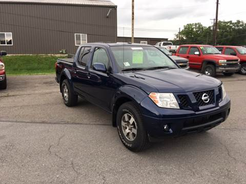 2009 Nissan Frontier for sale at Blaise Alexander's Auto Outlet in Williamsport PA