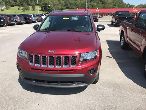 2015 Jeep Compass for sale in Russellville, KY