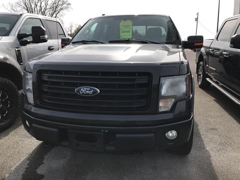 2014 Ford F-150 for sale in Russellville, KY