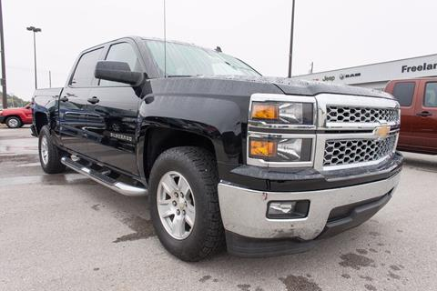 2014 Chevrolet Silverado 1500 for sale in Russellville, KY