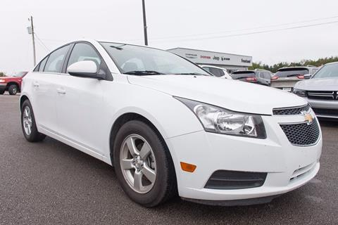 2014 Chevrolet Cruze for sale in Russellville, KY
