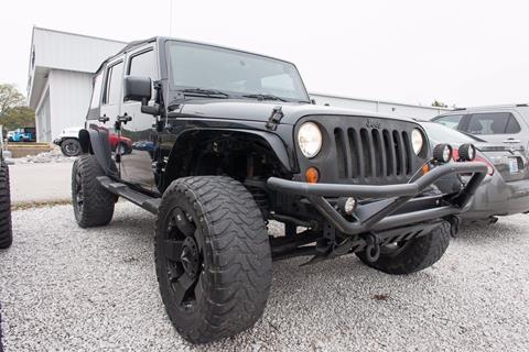 2008 Jeep Wrangler Unlimited for sale in Russellville, KY