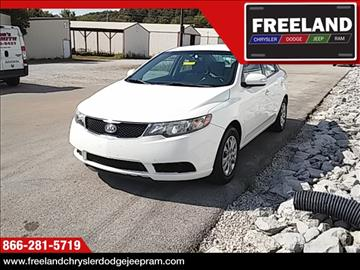 2010 Kia Forte for sale in Russellville, KY