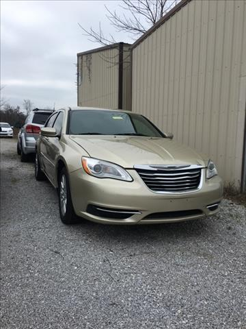 2011 Chrysler 200 for sale in Russellville, KY