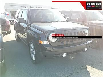 2017 Jeep Patriot for sale in Russellville, KY